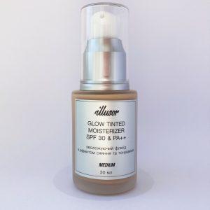 tinted moisturiser